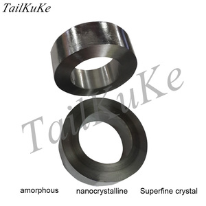 Image 3 - גבוהה כוח מגנטי ליבה של אמורפי Nanocrystalline 80*50*25 פצע זכוכית סרט