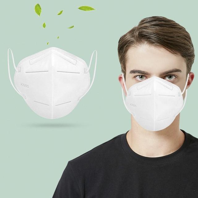 KN95 protective mask KF94 dustproof anti-fog anti-flu daily mask
