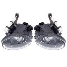 цена на 1 Pair Front Halogen Fog Light For Audi A4 B8 S4 A4 Allroad 2008 2009 2010 2011 2012 2013 2014 2015 Car-styling Fog Lamp