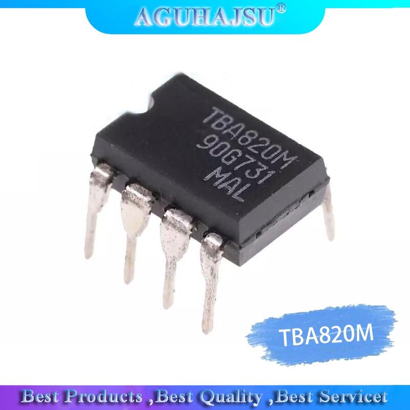 10pcs/lot TBA820M TBA820 DIP-8  Integrated Circuit