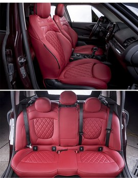 Car Seat Covers For BMW MINI Cooper S One F56 Wholesale Waterproof Leather Auto Seat Protector Accessories car accessories car seat covers for bmw mini cooper r55 r60 wholesale waterproof leather auto seat protector accessories