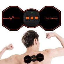 Neck Muscle Trainer Fitness Massage Stimulator Portable Cervical Massager Body Slimming Machine Back Builder Workout for Gym