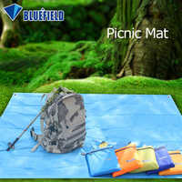 Bluefield Sun refugio Camping Mat Beach Tent lona colchón toldo para senderismo viaje Picnic