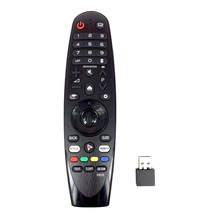 new replace remote control am hr650a for lg smart tv an mr650a uj63 series 49uk6200 55uk6200 smart tv ic remote New AN-MR18BA AM-HR18BA Replacement for Lg AEU Magic Remote Control for Select 2018 Smart TV Uk6200Pla