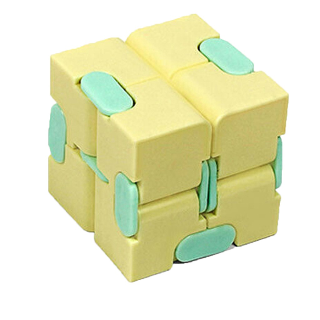 Fidget-Toys Antistress-Toys Infinity-Cube Decompress Fingertips Portable Puzzle Magic Square