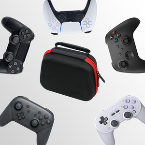 Image 5 - EVA Hard Gamepad Carrying Case For PS5/PS4/Xbox One Game Controller Protective Bag Joystick Pouch Portable Storage Cover