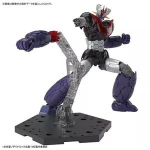 Image 5 - Bandai הרכבת דגם Gundam HG 1/144 שד Z תיאטרון מהדורת אינסוף משוריין בובת פעולה איור ילדים צעצוע מתנה