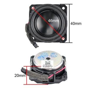 Image 2 - GHXAMP 1,5 zoll 4 OHM 5W Vollständige Palette Mini Lautsprecher Eloxiert Neodym Bluetooth Lautsprecher Menschlichen Stimme Warme Natürliche DIY 1Pairs