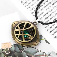 Doctor Strange Infinity War Eye of Agamotto Necklace Pendant (6 Designs) 1