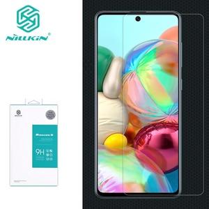 Image 2 - עבור סמסונג גלקסי A71 זכוכית Nillkin מדהים H/H + פרו מסך מגן מזג זכוכית עבור Samsung Galaxy A51 a71