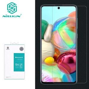 Image 2 - Für Samsung Galaxy A71 Glas Nillkin Erstaunlich H/H + PRO Screen Protector Gehärtetem Glas Für Samsung Galaxy A51 a71