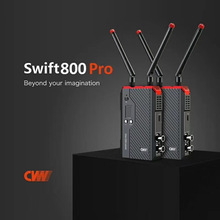 CVW SWIFT 800pro 800 pro 800ft Wireless Video Transmission System HD image Wireless Transmitter Receiver Support Monitor