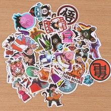 50PCS Cartoon Anime Waterproof PVC Stickers DIY Graffiti Stickers Motorcycle Skateboard Computer Mobile Phone Decal