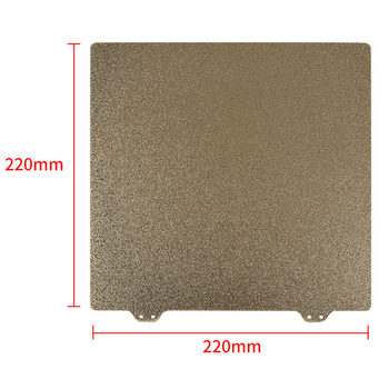 24V Magnetic Heated Bed and Powder Coated PEI Spring Steel Sheet 3D Printer Parts for Prusa Anet  @M23