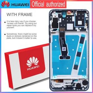Image 3 - מקורי 6.15 תצוגה עם החלפת מסגרת עבור Huawei P30 לייט נובה 4e LCD מסך מגע Digitizer עצרת MAR LX1 LX2 AL01