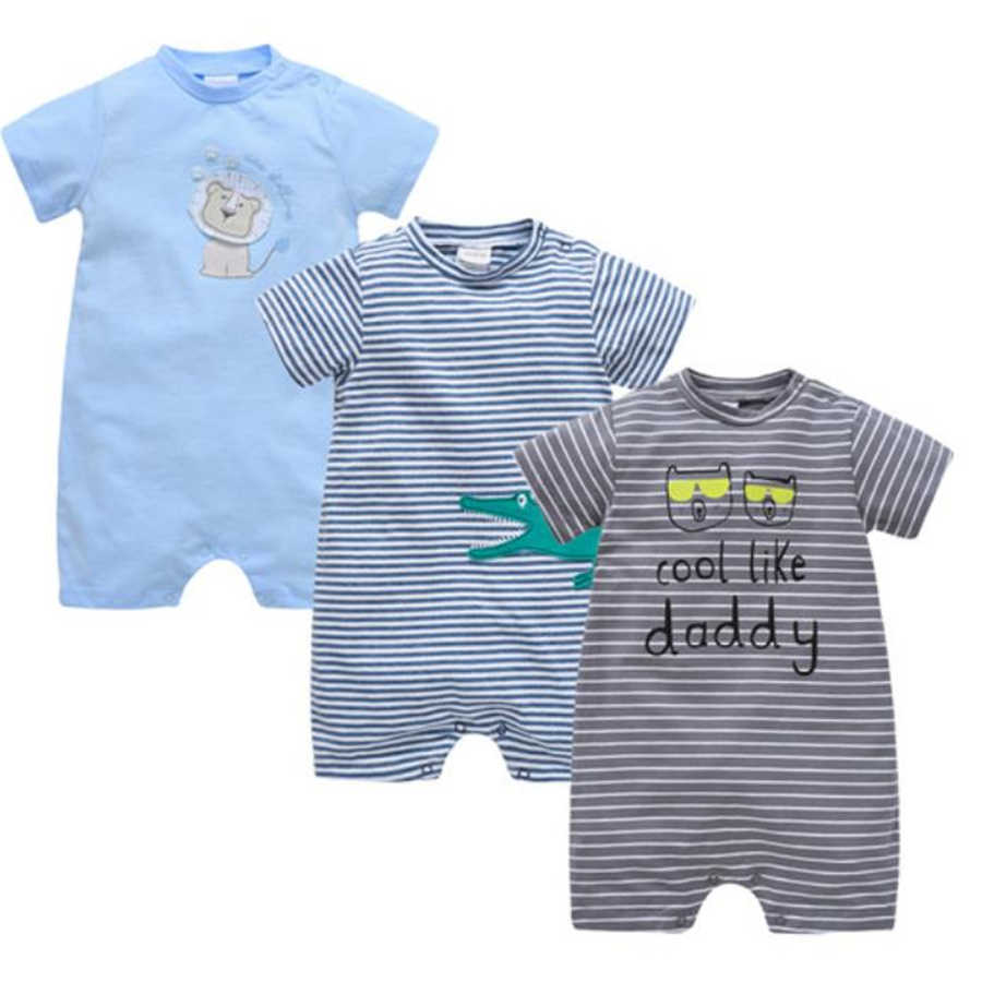 Honeyzone Baby Jumpsuit 0 24m Baby Boy Clothes Rompers Pajamas