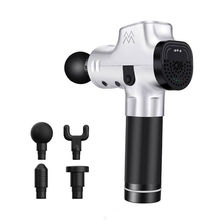 Massage Gun Muscle Massager Muscle Pain Management after Training Exercising Body Relaxation Slimming Shaping Pain Relief body tissue massage gun muscle massager muscle pain relief management after training exercising body relaxation slimming shaping