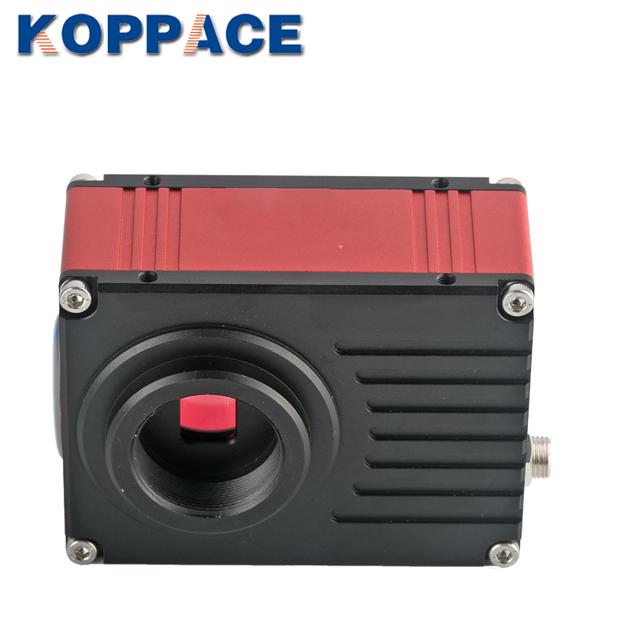 KOPPACE 2 miliony pikseli cyfrowy mikroskop z aparatem HDMI HD 2K do robienia zdjęć nagrywania wideo mierzenia i automatycznego znajdowania krawędzi tanie i dobre opinie KP-2K1080 Mikroskop Kamery