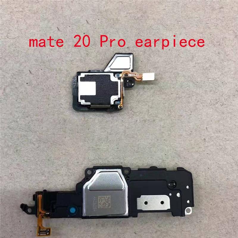 For Huawei Mate 20 Pro LoudSpeaker Loud Speaker Buzzer Ringer Board+Earpiece Receiver Module Flex Cable Repair Parts
