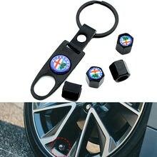 Модный автомобильный значок эмблема колпачки клапана колеса