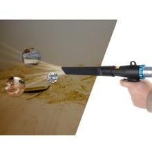 New 2 In 1 Air Wonder Gun Kit Dual Function Air Vacuum Blow Gun Pneumatic Vacuum Cleaner Kit Air Blow Suction Gun Kit Tools Hot