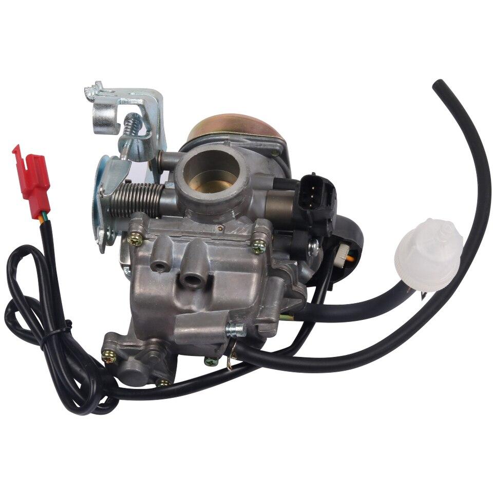 Benzinpumpe Fuel Pump passend f/ür Yamaha YBR 125 250 Custom Cygnus 125 YZF 125