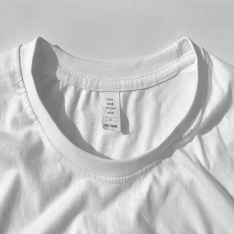 Vrouwen T-shirt Harajuku Mermaid Korte Mouwen Wo Kleding Tops