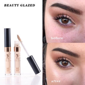 Base-Primer Cream Concealer-Palette Makeup-Base Face-Foundation Beauty-Glazed Tatoo