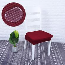 Household Waterproof Chair Cover Simple Fabric Stretch Split Stool Seat for dinning room restaurant hotel