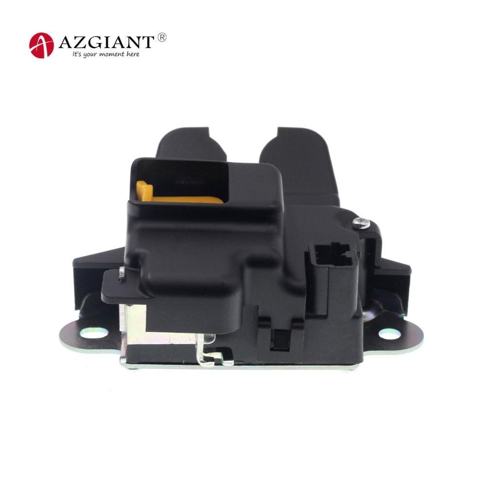 Trunk Lock Latch Assembly Tail Gate Lid Lock For Hyundai Elantra Sedan 2011-2014
