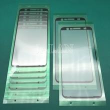20pcs J2 J3 J4 J5 J6 J7 J330 J530 J730 J727 lcd sticker frame lijm tape sticker