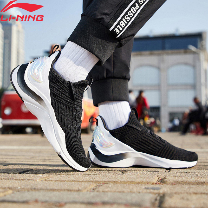 (Break Code)Li-Ning Women DABOOM LOW Lifestyle Shoes Sock-Like Mono Yarn LiNing Li Ning Sport Shoes Sneakers AGLP002 YXB265