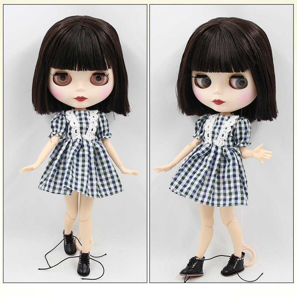 Kate – Premium Custom Blythe Doll with Cute Face 1