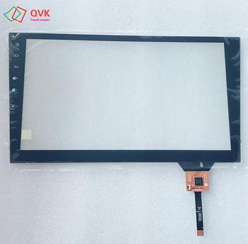 10.1inch Black touch screen For RM roadmaster D-314 RAV GPS DVD Car navigation capacitive touch screen panel image