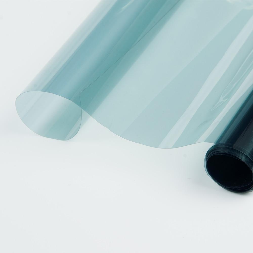 75%-20%VLT SUNICE Window Film 3 Mil Nano Ceramic Photochromic Film Car Auto House Smart Window Tint Heat Insulation Car Foils