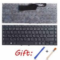RU teclado do laptop Novo PARA Samsung NP355V4C 355V4X 3445VX 355V4X 350V4C 3445VC 3440ec 355V4C 350E4C NP350V4C Preto Russa