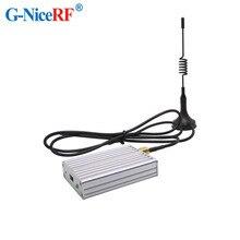 2 teile/los SV613 433 MHz 1,4Km Si4432 100 mW usb schnittstelle multi kanal wireless transmitter mit Sauger Antenne