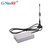 2pcs/lot  SV613 433MHz 1.4Km Si4432 100mW USB interface multi channel wireless transmitter with Sucker Antenna
