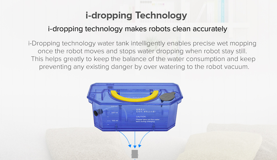 Hc0d96c433685455b9e26711b509e253dh ILIFE V7s Plus Robot Vacuum Cleaner Sweep and Wet Mopping Disinfection For Hard Floors&Carpet Run 120mins Automatically Charge
