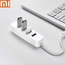 Répartiteur USB Xiaomi 4, chargeur USC C, clé USB, souris, clavier, clé USB, disque dur, interface USB pour ordinateur