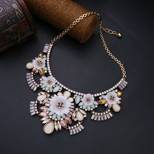 Uer Hyperbole Party Necklace For Women Bohemia Style Statement Necklace Wholesale Fashion Jewelry Big Discount Clearance Sale