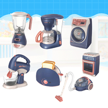 1PCS Children's Simulation Kitchen Toys Mini Household Appliances Kitchen Set Gifts for Boys and Girls