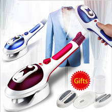 Steamer iron,Handheld Garment Steamer Fast Heat Up Steam Iron Portable Steamer For Clothes отпариватель household steam iron portable handheld air steamer for garment clothes braises face device room air humidifier 220v 600w