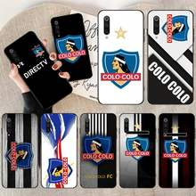 Club Social y Deportivo Colo Coque Shell Phone Case for Xiaomi Mi10 10Pro 10 lite Mi9 9SE 8SE Pocophone F1 Mi8 Lite(China)