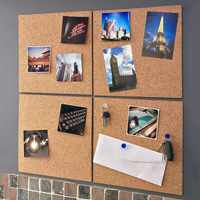 Corcho Pared Message Wood Tablica Korkowa Frame Bulletin Cork Board Home Hexagonal Square Circle Photo Wall Home DecorationCMMA