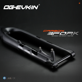 OG-EVKIN FK-006 MTB Fork 27.5er 29er Carbon Mountain Bike Forks Mountain Bicycle Fork Carbon Fork MTB Mountain Bike Accessorie цена 2017