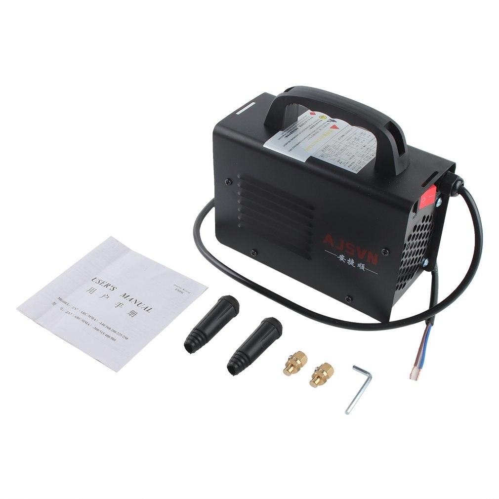 220V Einstellbare Handheld IGBT Inverter Elektrische Arc Schweißer Schweißen Maschine Digital Display Mini Tragbare Schweiß Werkzeug