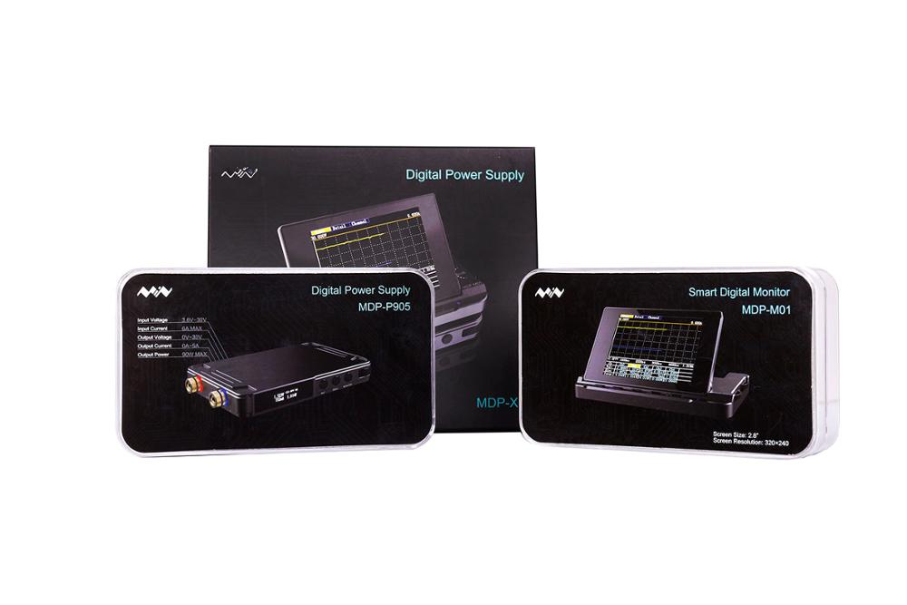 MDP-XP Digital Power Supply System/Programmable Linear DC Power Supply