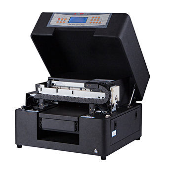 Hot Selling Multicolor Inkjet uv Printer That Print On glass, leather Printing Machine
