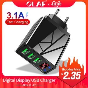 OLAF 5V 3.1A Digital Display U